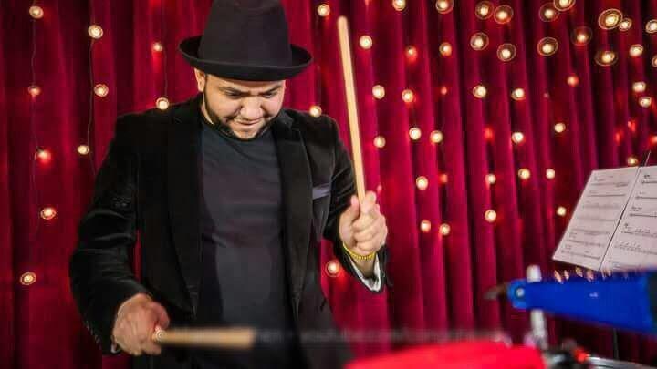 Percusionista venezolano triunfa en Broadway y Off Broadway