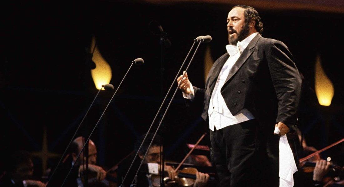 La resurrección de Pavarotti: un holograma hará su papel en el musical sobre su vida y obra