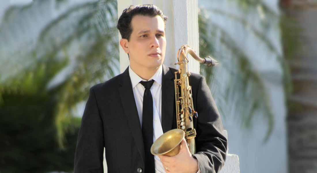El saxofonista venezolano Francisco Quintero conquista éxitos a nivel internacional