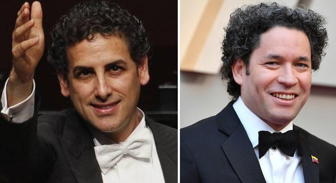 Juan Diego Florez y Gustavo Dudamel, dos latinos en la corte de Peralada