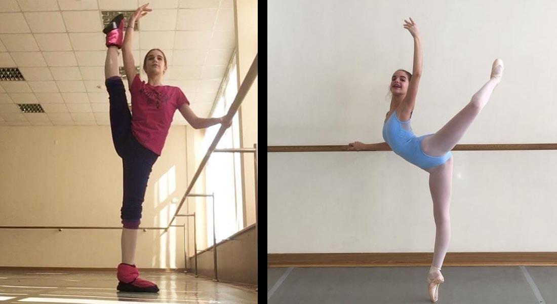 Bailarina del Ballet de la Mar gana beca para estudiar en el Bolshói