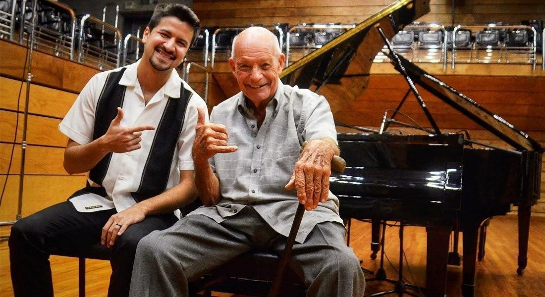 Videoclip El Reencuentro grabado por Gerry Weil y Baden Goyo es nominado por la Academia Pepsi Music