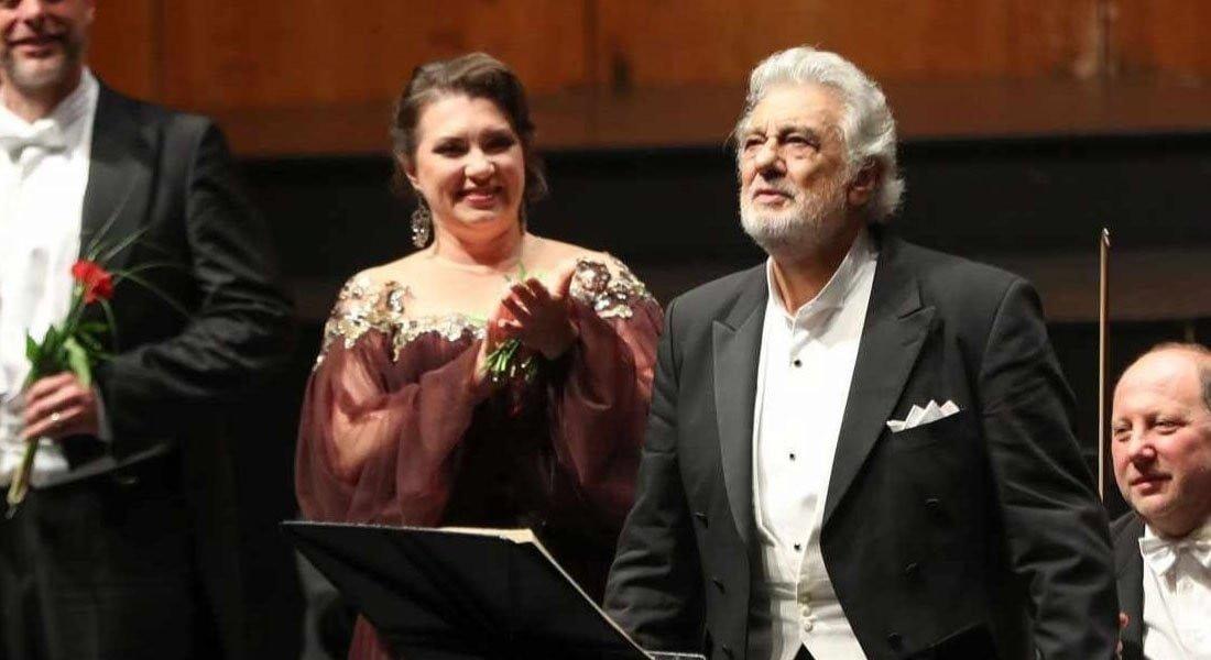 Plácido Domingo, vitoreado en Salzburgo