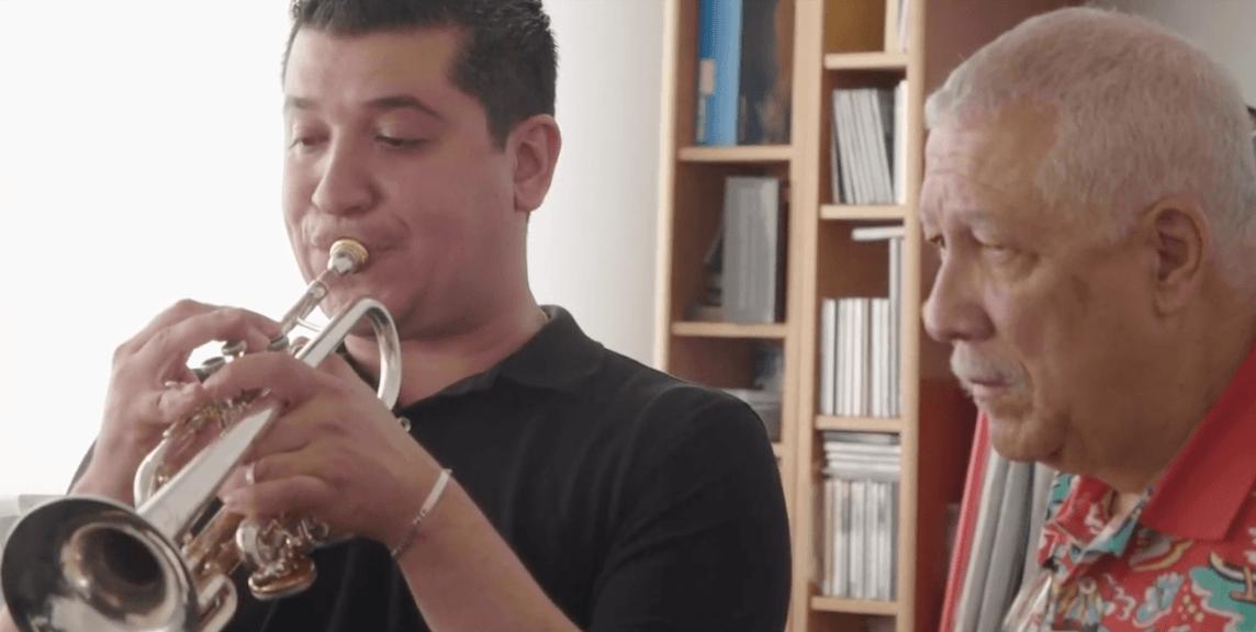 Pacho Flores estrena el Concierto Venezolano, de Paquito D'Rivera, con la Orquesta Sinfónica de Minería