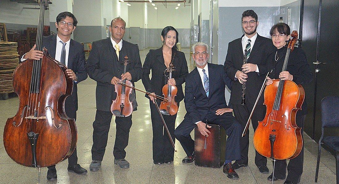 La Orquesta Sinfónica de Carabobo presenta «Strino Bass Drum» en concierto