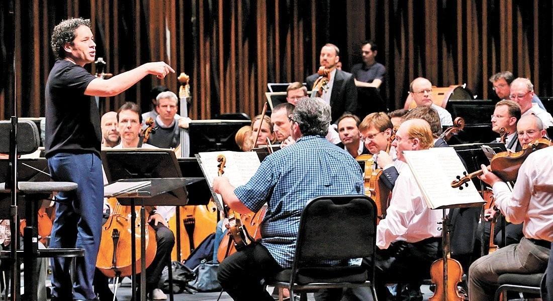 Filarmónica de Los Ángeles debutará con Dudamel en México