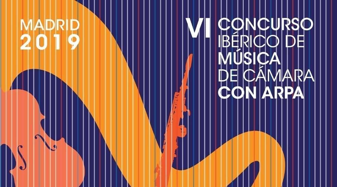 VI Concurso Ibérico de Música de Cámara con Arpa se presenta en Madrid