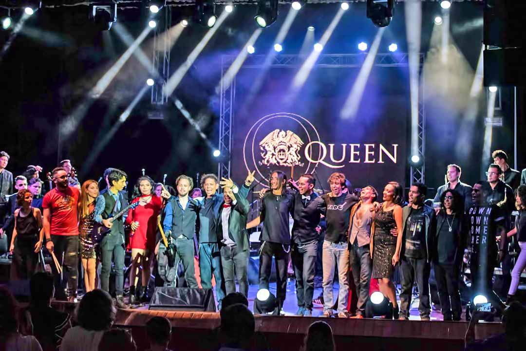 """Euforia Rock Sinfónico regresa al Teresa Carreño con """"Queen Sinfónico"""""""