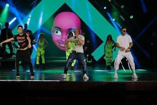 Más de 2.500 personas vivieron la experiencia musical de la séptima edición de los Premios Pepsi Music