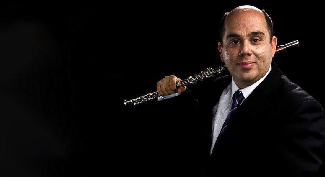 Miguel Pineda Záccara actuará como solista con la orquesta Barroca de Mendoza