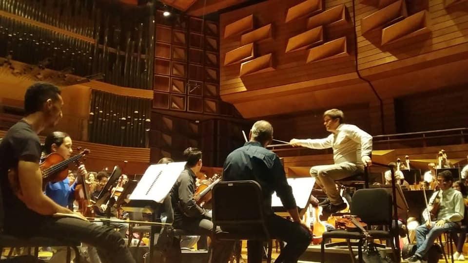 Diego Naser: es una gran responsabilidad dirigir Mahler en Venezuela
