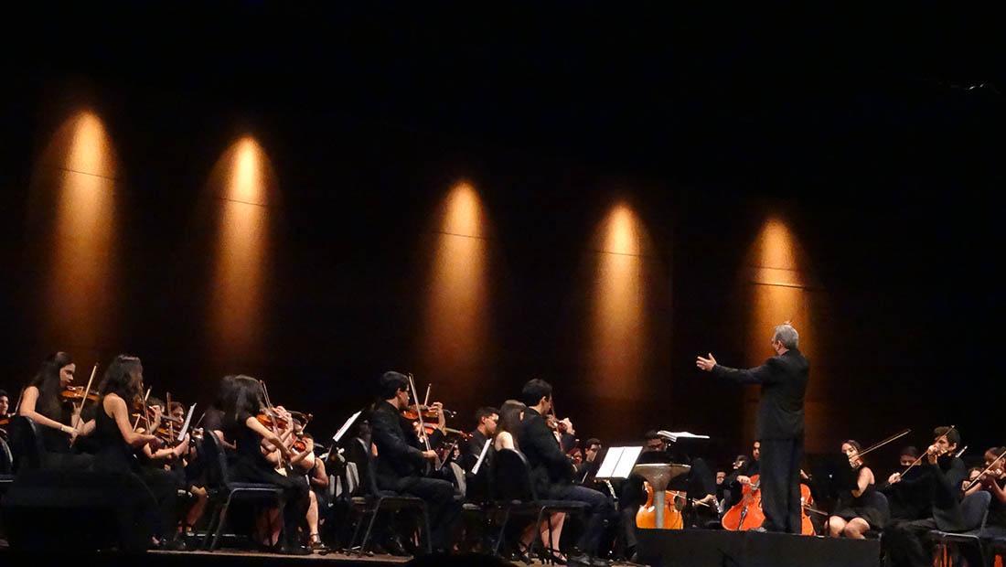 Filarmónica Universidad Rafael Urdaneta presenta Universidad Ciclo Sin Fin