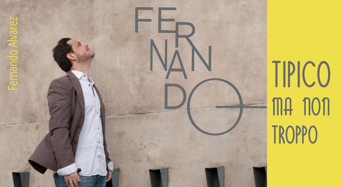 Fernando Alvarez y Joropo Jam de gira con el nuevo álbum: Tipico ma non troppo