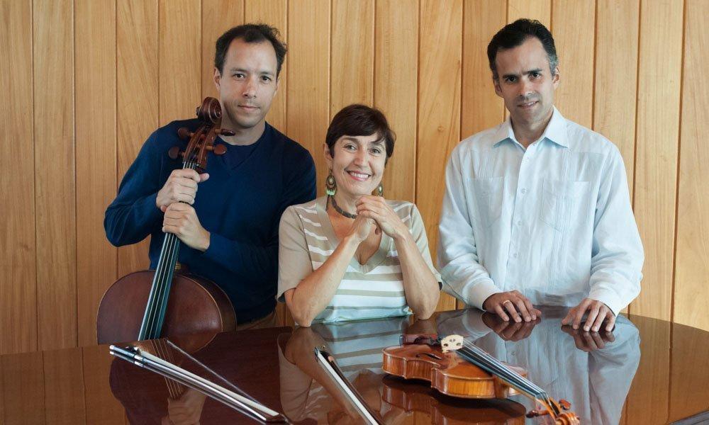 La música de los compositores Hebreos resplandecen en la Quinta El Cerrito
