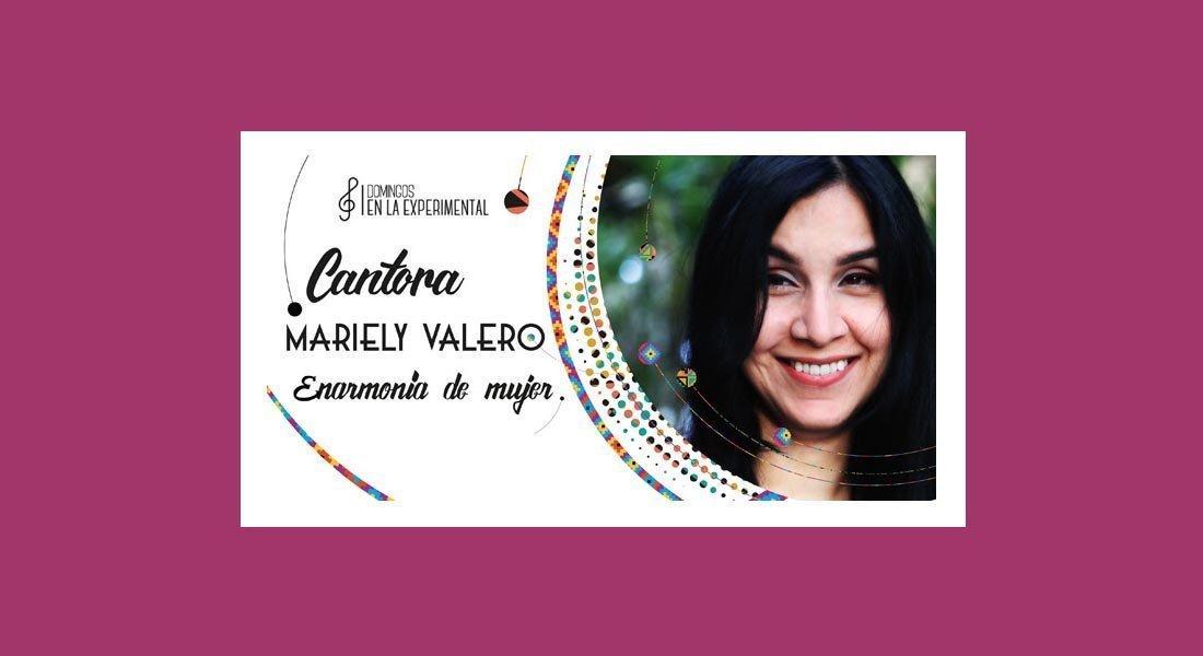 La voz de Mariely Valero iluminará al Centro Cultural BOD