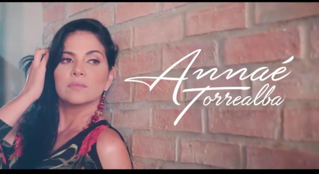 Annaé Torrealba presenta su nueva producción discográfica