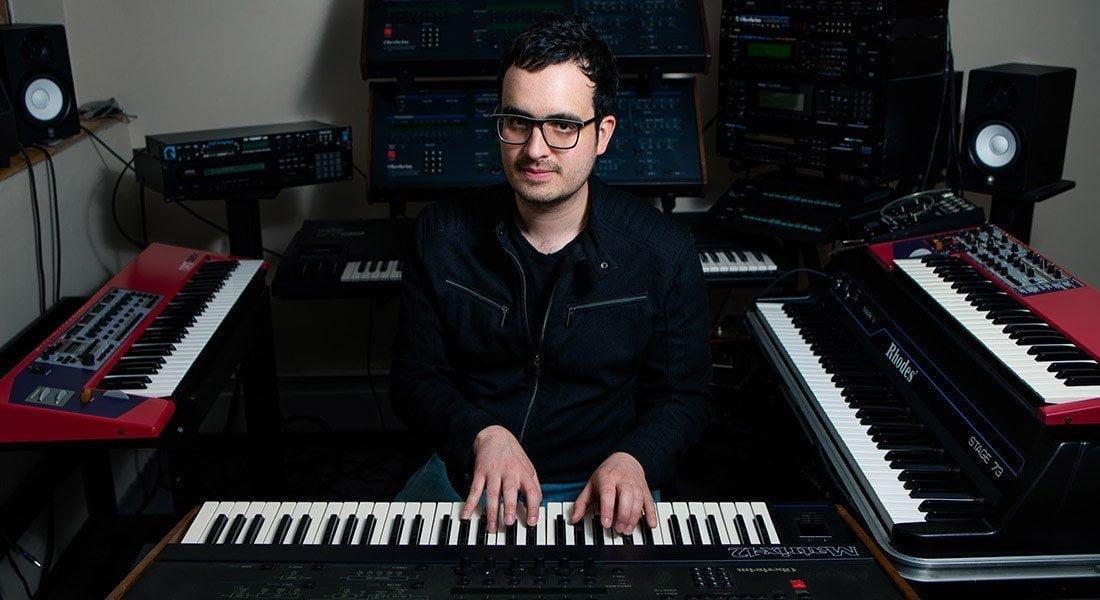 El pianista venezolano Santiago Bosch presenta «Galactic Warrior»