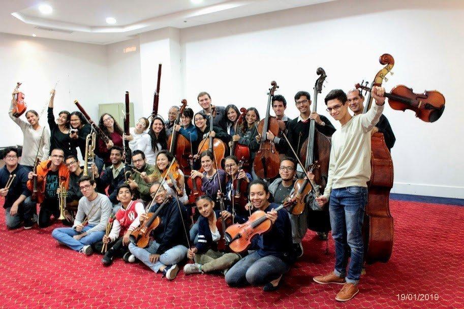 Concierto de la Sinfónica Carabobo «Homenaje a la Virgen del Socorro»