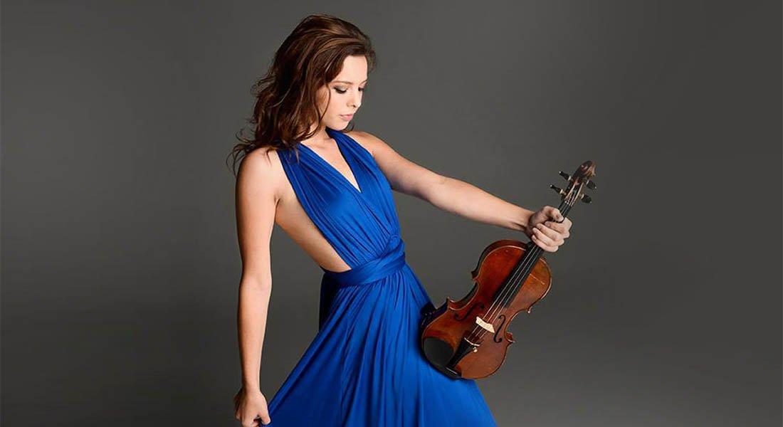 La violinista Lauren Conklin lanzará nuevo EP a principios de 2020