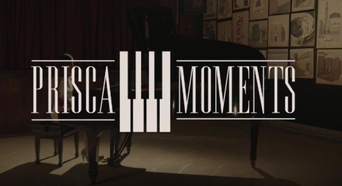Prisca Dávila presenta su serie de videos «Prisca Moments»