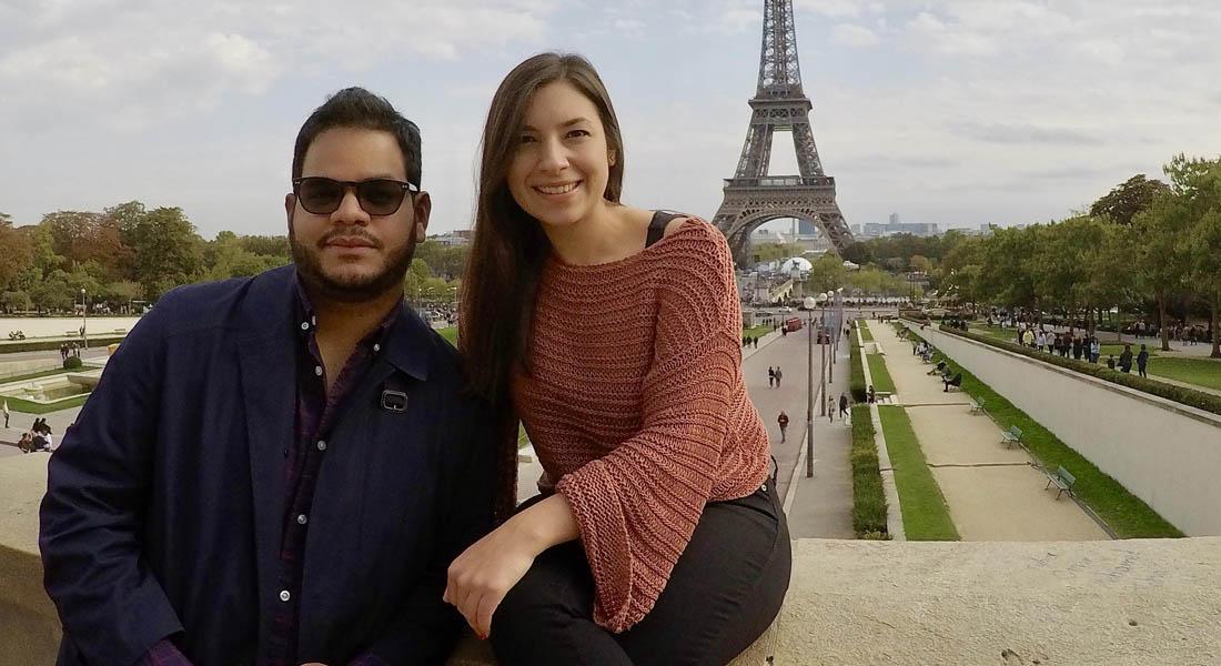 Rossmary Rangel y Manuel Alejandro Sánchez ganan puestos como profesores en conservatorios de Francia
