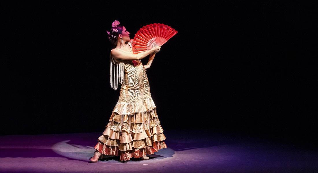 Siudy Quintero presenta Flamenco de Ayer y Hoy  en el Centro Cultural BOD