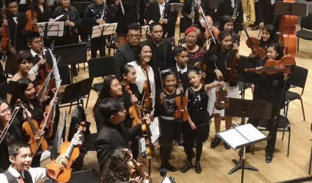 Victoria Sánchez «la práctica colectiva de la música es una herramienta poderosa»