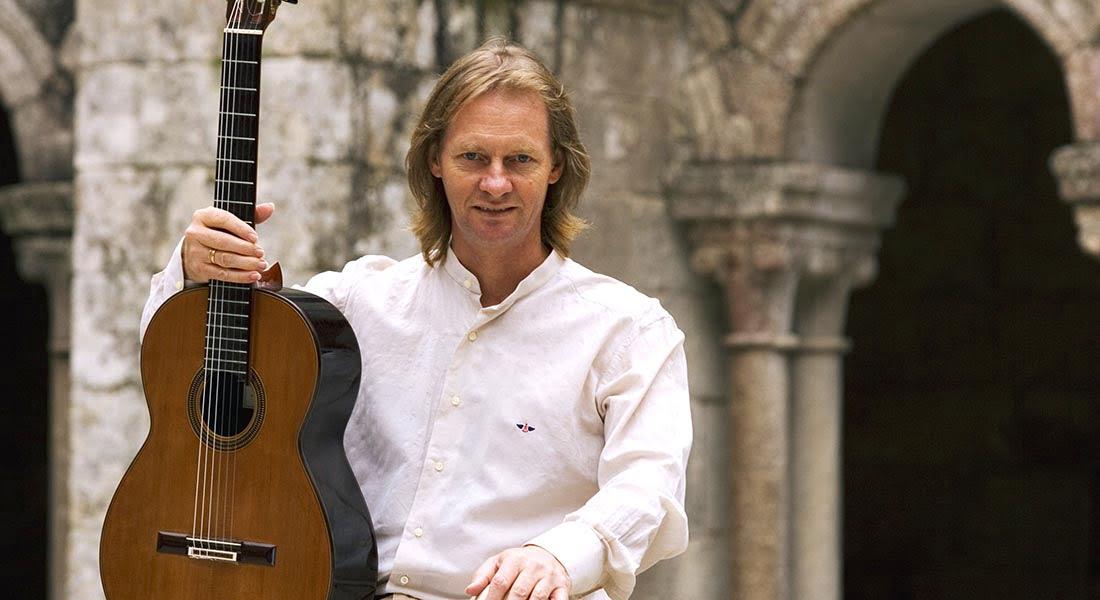 El mejor guitarrista del mundo graba tema del venezolano Aureo Puerta Carreño