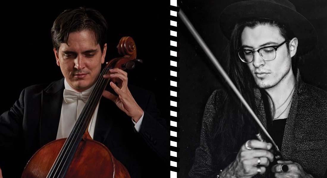 Carlos Izcaray y Santiago Cañón juntos en estreno mundial