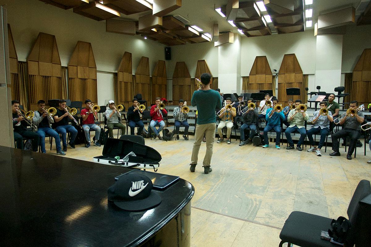 Oswaldo Parra destacó la importancia de los logros en colectivo