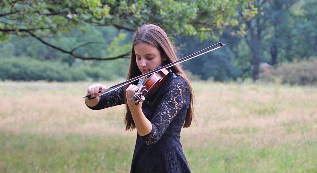 Alexandra Hauser cumplirá su sueño de tocar con la Sinfónica Simón Bolívar de Venezuela
