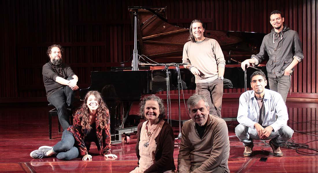 Compositor Andrés Levell graba álbum de piano solo