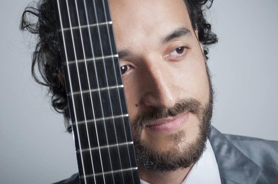 Productora alemana Siccas Guitars publica video del guitarrista merideño Antonio Briceño