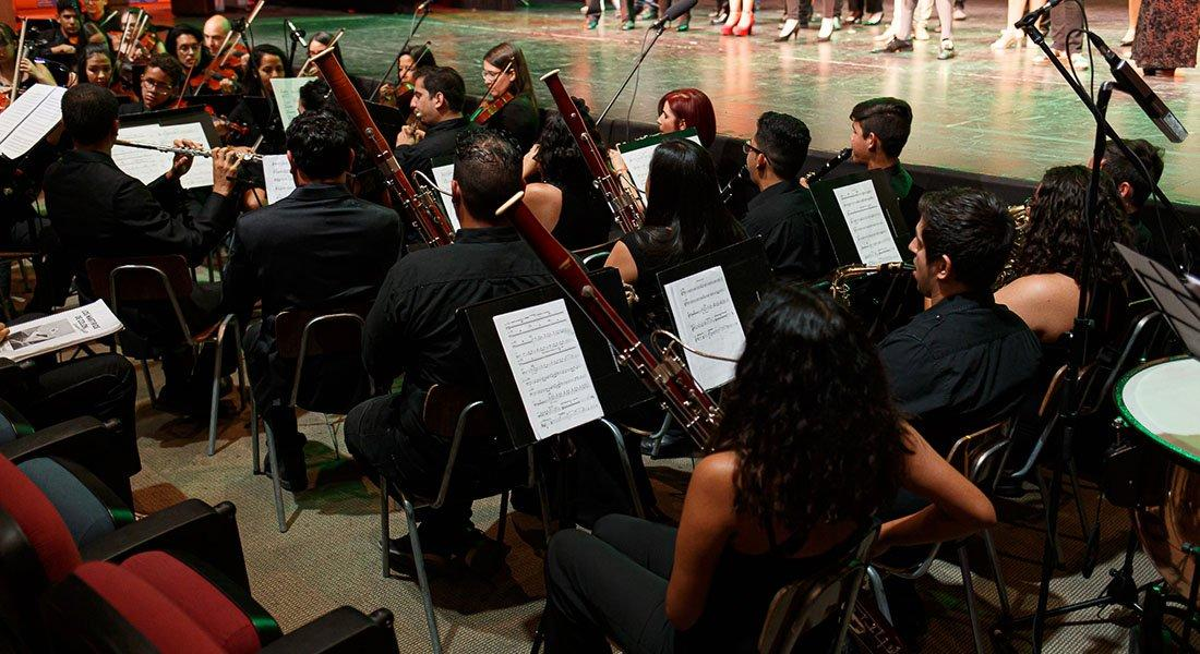 """Entre aplausos y risas, Música para la Integración estrena con éxito la Ópera Los Martirios de Colón"""""""