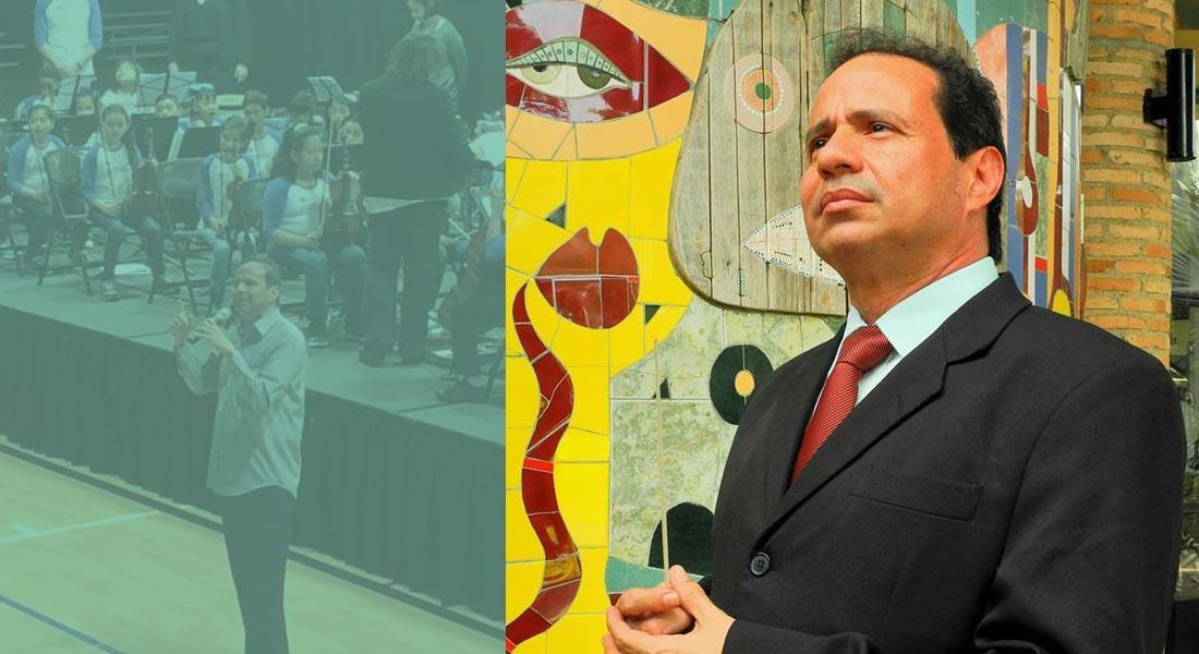 Roberto Zambrano nombrado Director Artístico del Sistema de Orquestas de Dallas