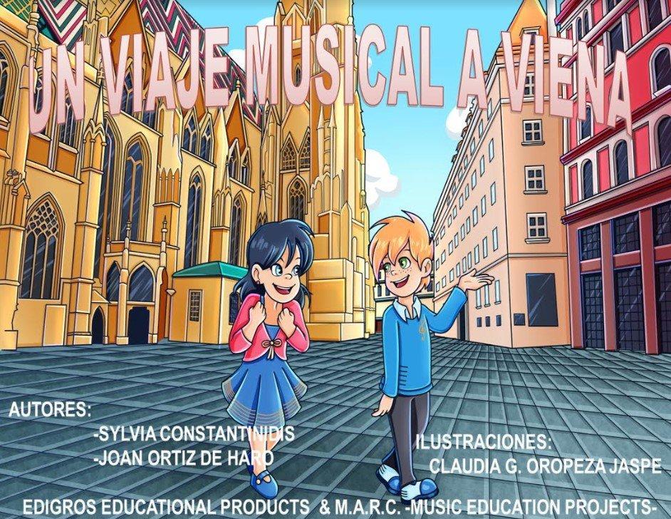 Sylvia Constantinidis hace historia en la literatura de enseñanza musical