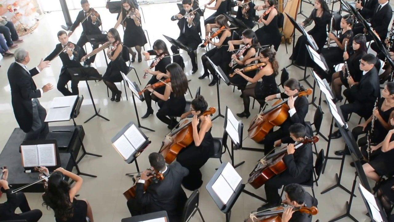 """Sinfónica Juvenil de Nueva Esparta estrena mundialmente """"La Alhambra"""": concierto para trompeta dedicado al maestro Abreu"""