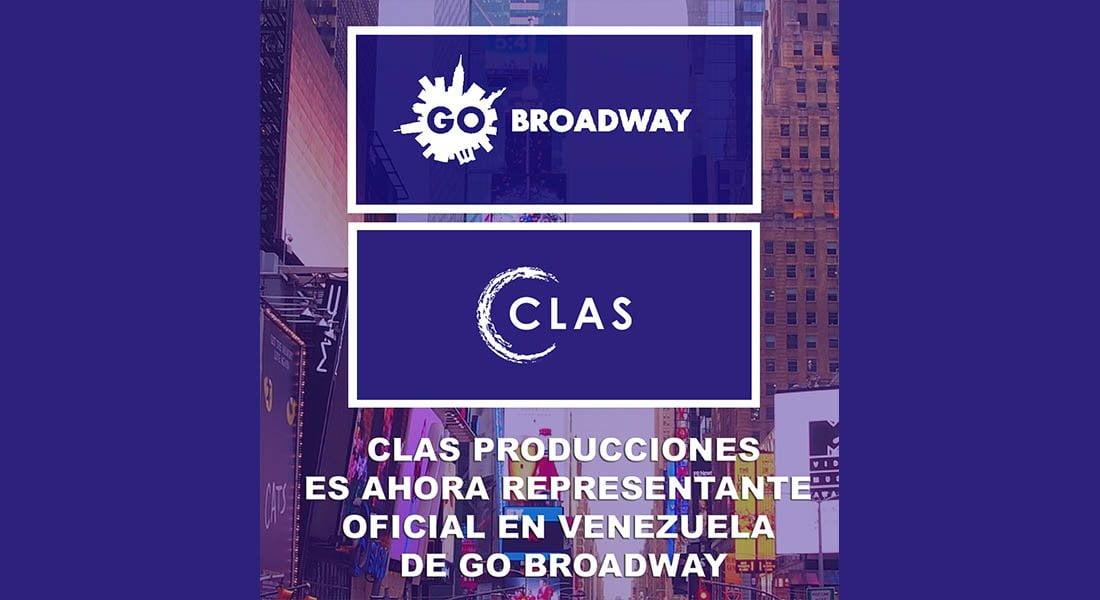 Broadway ya tiene representación en Venezuela