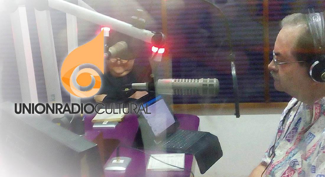 Germán Alirio Chacón se incorpora a Unión Radio Cultural 90.3FM