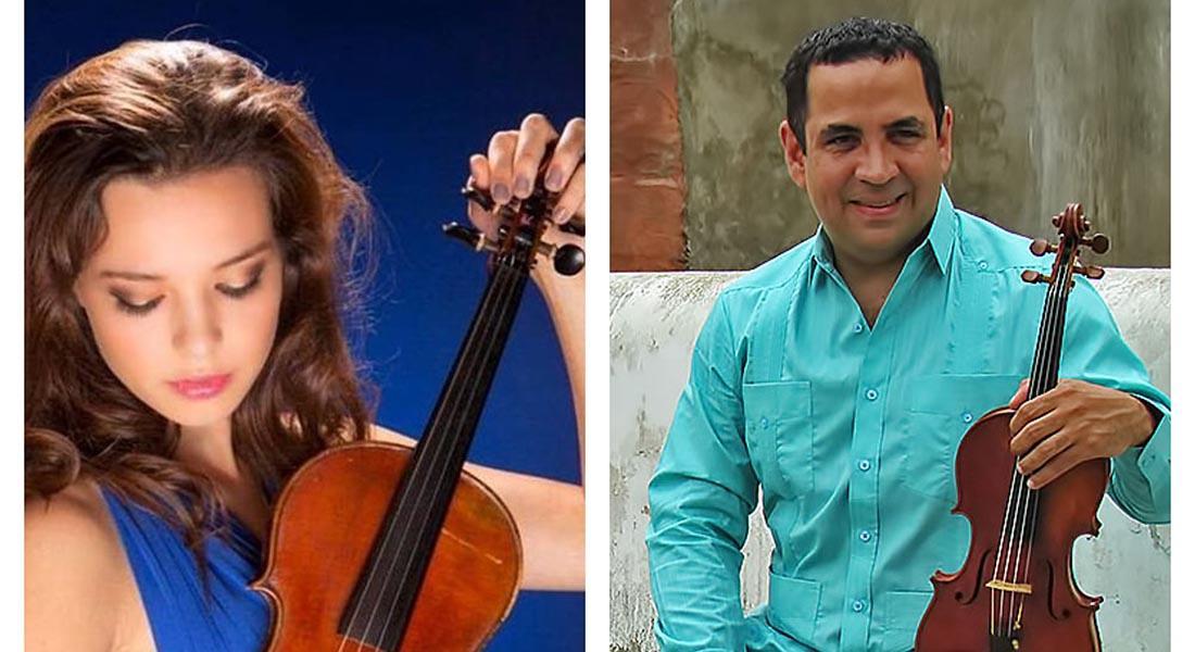 Eddy Marcano y Lauren Conklin con «El Diablo Suelto»