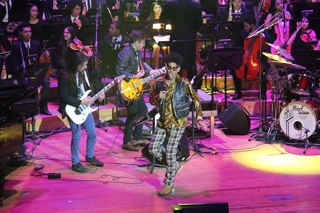 Rocketman Sinfónico trae un gran concierto de música Pop a la Sala Virtual