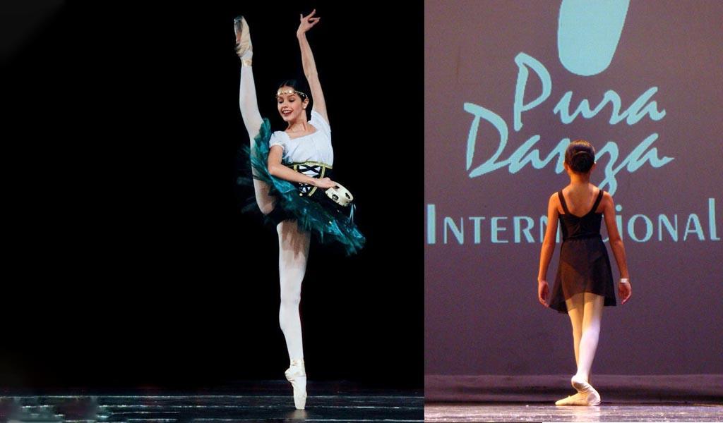 Pura Danza live une a bailarines del mundo