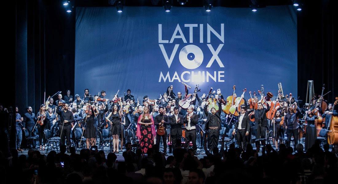 Por 2do año consecutivo, Latin Vox Machine nominada a los premios Pepsi Music Venezuela