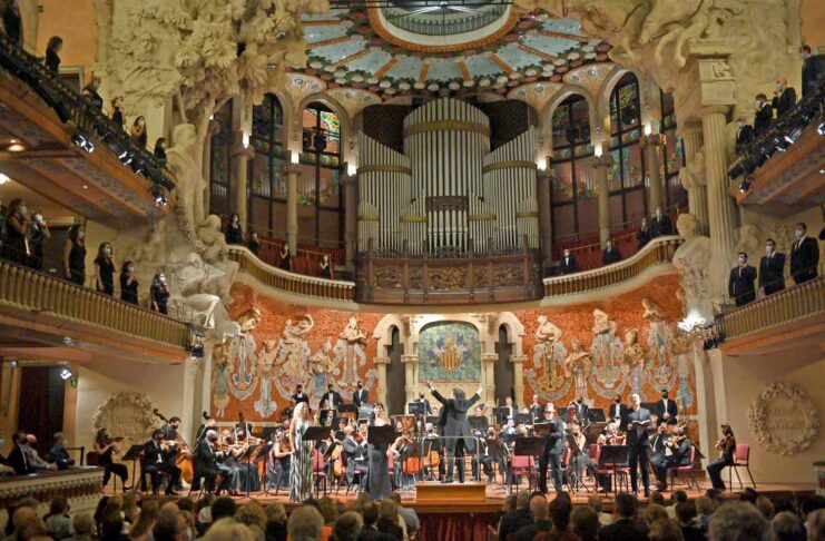 Dudamel Sinfónica de Galicia